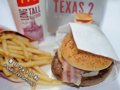 DSC 3816 384x288 テキサス2バーガー食べました。