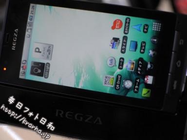 DSC 4008 384x288 T 01C レグザフォンが届きました